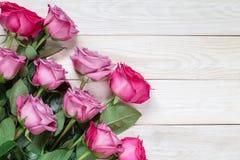 Wizerunek z różami Zdjęcia Royalty Free