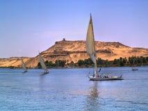 wizerunki Nile Obrazy Royalty Free