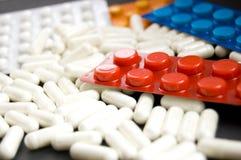 wizerunku konceptualny medicament Zdjęcie Stock