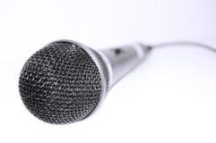 wizerunku konceptualny mikrofon Zdjęcie Stock