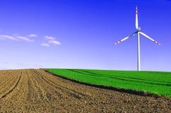 wizerunku konceptualny wiatraczek Zdjęcie Royalty Free