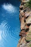 Wizerunku ogród pływacki basen 8489 i Obrazy Royalty Free