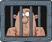 Więzień Fotografia Stock