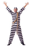 Więzień przestępca Obraz Royalty Free