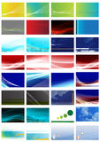 wizytówki Zdjęcie Stock