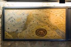 Wizyta Megiddo park narodowy Zdjęcie Stock