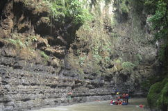 Wizyta Pangandaran 3 Zdjęcia Stock