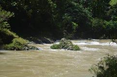Wizyta Pangandaran 4 obrazy royalty free