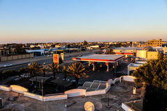Wizyta Tripoli w Libia w 2016 Zdjęcia Royalty Free