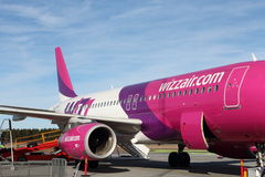 Wizz Air Stockfotos