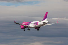 Wizz Air - Airbus A320 Fotos de Stock