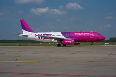 Wizz Air Airbus A320 Royalty Free Stock Photo