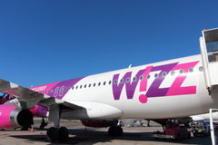 Wizz Air Royalty Free Stock Image