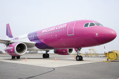 Wizzair Photo stock