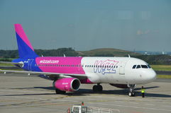 Wizzair Photographie stock