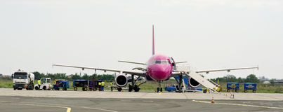Wizzair Royalty Free Stock Photography