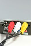 wkład kabli zapłonowe Fotografia Stock