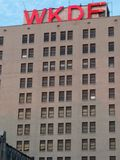 WKDF Nashville Lizenzfreies Stockbild