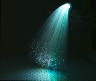 Włókna światłowodowego tło Zdjęcie Royalty Free