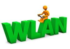 WLAN Royalty Free Stock Photo