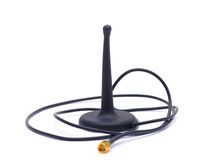 WLAN antenna Stock Photos