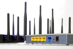 WLAN router Royalty Free Stock Photography