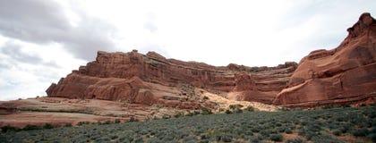 Wölbt Nationalpark, Utah, USA Stockbilder