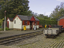 WLLR station Royalty Free Stock Image