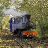 WLLR steam train Stock Photos