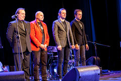 Wlodek Pawlik at Kaunas Jazz 2015 Royalty Free Stock Image