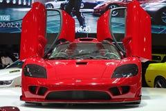 WM GTA  Saleen sport car Stock Photography
