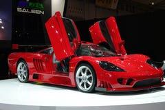 WM GTA  Saleen sport car Royalty Free Stock Photo