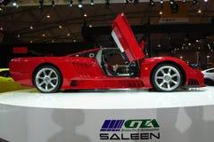 WM GTA  Saleen sport car Royalty Free Stock Photography