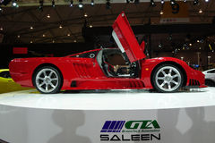 WM GTA  Saleen sport car Royalty Free Stock Photography