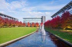 WMG-Abteilung bei University of Warwick Lizenzfreies Stockbild
