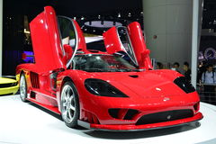 WMGTA Saleen S7 sports car Stock Photography