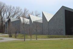 WMS-sjöboden på Clark Park, Chicago, studioligaarkitekter Arkivfoton