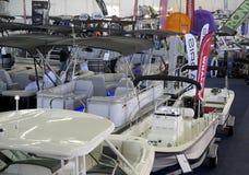 Wnętrze łódkowaty expo w mieście Dallas TX Obraz Stock