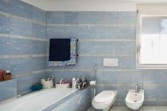 Wnętrze, łazienka fotografia royalty free