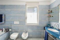 Wnętrze, łazienka zdjęcie stock