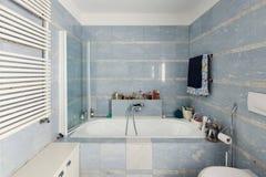 Wnętrze, łazienka obraz royalty free