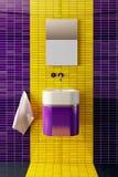 wnętrze łazienki Fotografia Stock