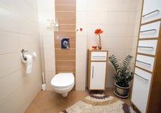 wnętrze łazienki Fotografia Royalty Free