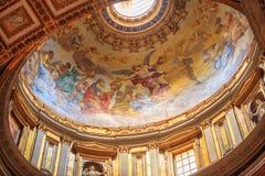 Wnętrze Świątobliwa Peter katedra obraz stock