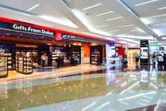 Wnętrze Bezcłowy Dubaj Zdjęcie Stock