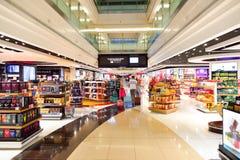Wnętrze Bezcłowy Dubaj Obraz Stock