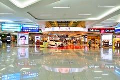 Wnętrze Bezcłowy Dubaj Fotografia Stock
