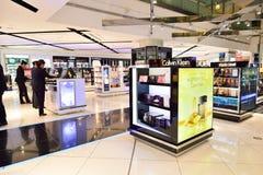Wnętrze Bezcłowy Dubaj Zdjęcie Royalty Free