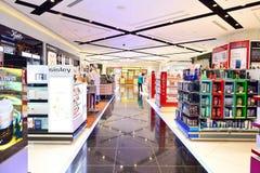 Wnętrze Bezcłowy Dubaj Zdjęcia Royalty Free