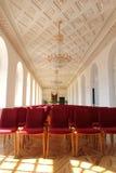 Wnętrze Biebrich Pałac Zdjęcie Royalty Free
